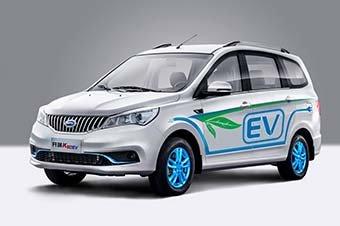 开瑞8月推2款新电动车 布局家/商用市场