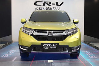神车光环能否延续?全新CR-V竞争力分析