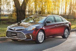 亚洲龙将落户一汽丰田 预计2019年上市