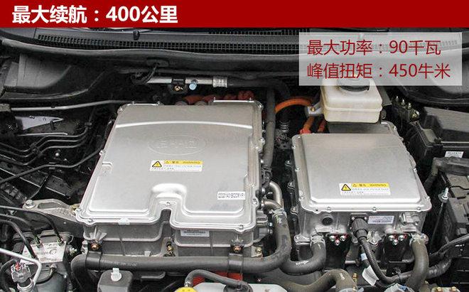 动力方面,新款e6搭载一台最大功率为90千瓦,峰值扭矩为450牛米的永磁同步电机,配合容量为82千瓦时的磷酸铁锂电池组,可以实现400公里的综合工况续航里程。而在等速行驶情况下,新车可实现520公里的纯电续航里程。