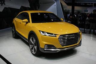 一汽-大众迎产品年 4款SUV明年集中投放