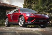 蘭博基尼SUV于12月4日首發 明年將入華