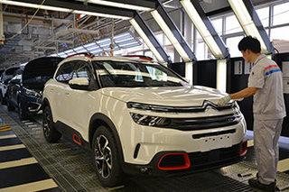 数说神龙公司成都工厂 揭秘天逸SUV诞生