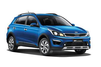 命名KX CROSS 东风悦达起亚新车9月上市-起亚KX CROSS对比评测 图片