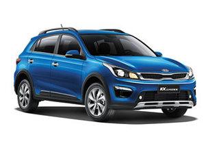 命名KX CROSS 东风悦达起亚新车9月上市