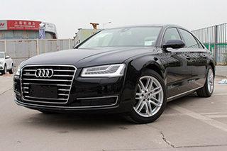 奥迪A8L两款车升级 售价最高降1万左右