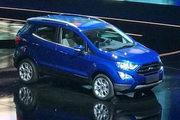 福特新翼搏将于9月上市 增多项安全配置
