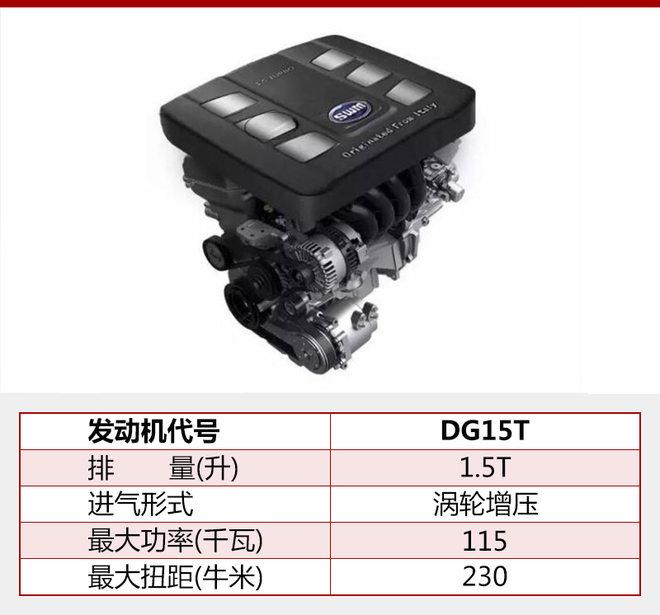 斯威x7自动挡明日上市 匹配6at变速箱