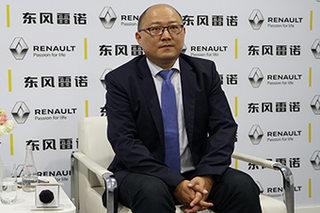 东风雷诺陈曦:首款国产轿车2019年问世
