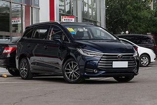 比亚迪宋MAX推5款车型 将于9月下旬上市