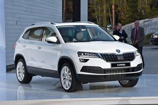 斯柯达全新紧凑SUV国内路试 于年内发布