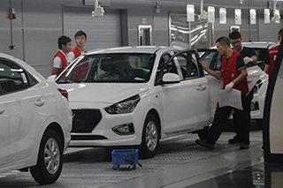 三地五厂布局达成 探北京现代重庆工厂
