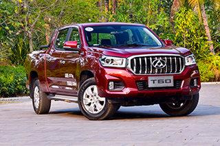 预售8.38万起 大通T60汽油版11月上市