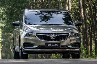 别克全新MPV-GL6今日上市 搭1.3T发动机