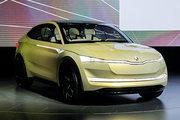 斯柯达首款纯电动车 有望命名为AMIQ