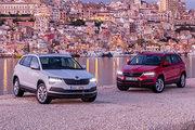 斯柯达全新SUV动力曝光 油耗最低5.8升