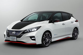 日产两概念车明日发布 均搭纯电动系统