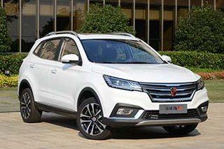 荣威SUV将扩充至4款 RX3将本月15日上市