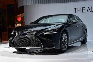 雷克萨斯LS共推6款车型 预售90-130万元