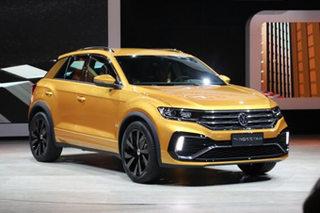 大众三款车型正式亮相 T-ROCSTAR将上市