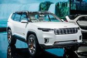 Jeep全新国产7座SUV 或命名