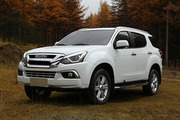 五十铃新款SUV于26日上市 搭1.9T发动机