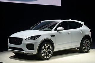 捷豹国产SUV明年2季度上市 竞争奥迪Q3