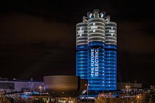 宝马新能源车销量超10万 明年目标涨50%