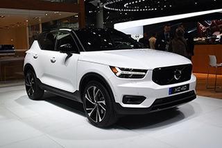 沃尔沃两新车将入华 XC40先进口再国产