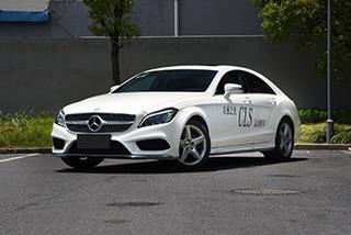 2016款奔驰CLS级限时促销 最高优惠13万