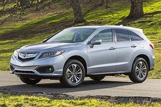 讴歌将推全新国产中型SUV?竞争奥迪Q5