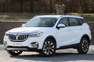 紧凑型SUV中华V6正式上市 售8.79万元起