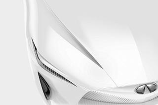 英菲尼迪将推全新概念车 2018年1月亮相