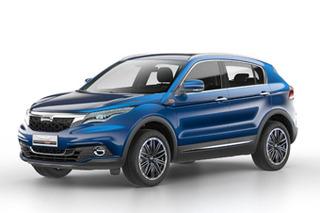 新款观致5 SUV上市 售13.99-19.49万元