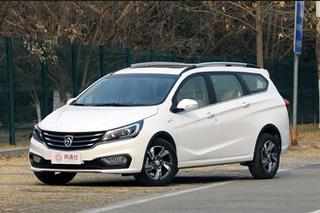 宝骏多功能家轿增自动挡车型 将于年内上市
