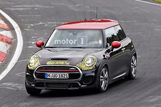 MINI2018年推三款新产品 首款车于下周发布