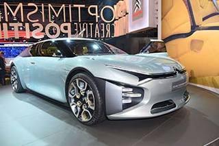 雪铁龙将推全新旗舰轿车 有望2019年发布