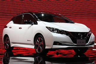 东风有限将推6款全新电动车 含新一代聆风
