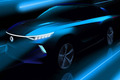 双龙全新纯电跨界SUV预告图 续航达450公里