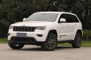 Jeep大切诺基全系优惠10.00万 现车促销中