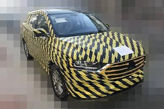 斯威全新SUV内饰谍照曝光 配备大尺寸显示屏