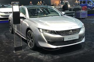 标致全新一代508正式发布 将于年内上市