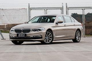 运动化不再是唯一标签 试驾全新BMW 530Le