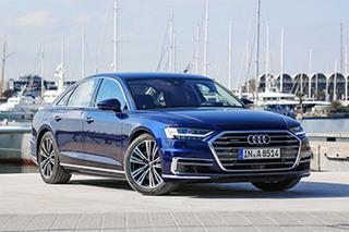 全新奥迪A8L预售价95万起 4月8日将上市