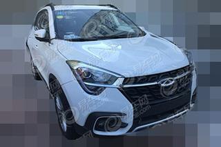 奇瑞全新紧凑级SUV路试谍照 有望下半年上市