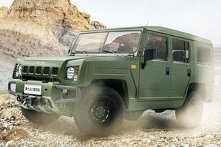 北汽制造新款勇士系列上市 售7.795-16.17万