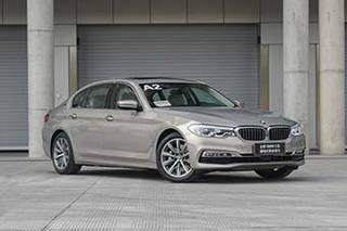 全新BMW 5系插电混动版 3月30日正式上市