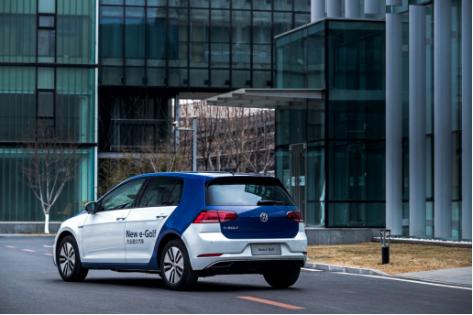 厂商要闻 大众进口汽车e-golf     大众进口汽车新e-golf纯电动车为中