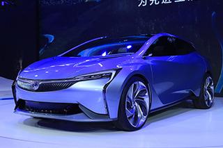 别克全新纯电动及插电混动车型 4月17日发布