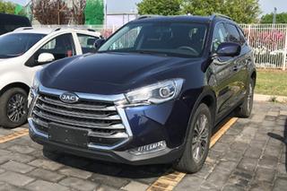 网通社北京车展探馆:江淮瑞风S7混动版车型